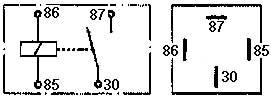 Les Relais ; qu'est que c'est ? et leurs schémas pour mieux comprendre votre Hummer Relais-simple-4broches