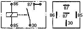 Les Relais ; qu'est que c'est ? et leurs schémas pour mieux comprendre votre Hummer Relais-simple