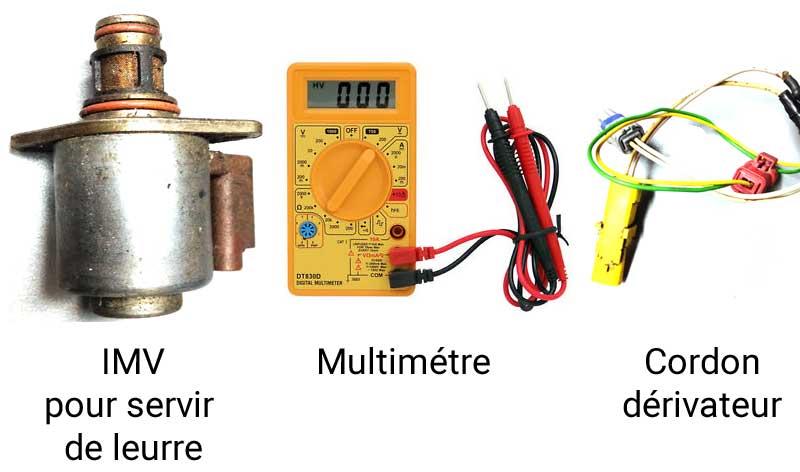 controle pression pompe delphi
